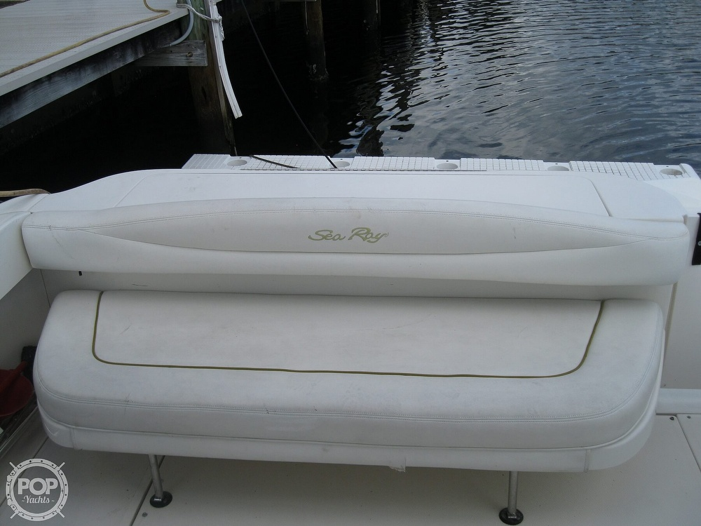 2003 Sea Ray boat for sale, model of the boat is Amberjack 290 & Image # 15 of 40