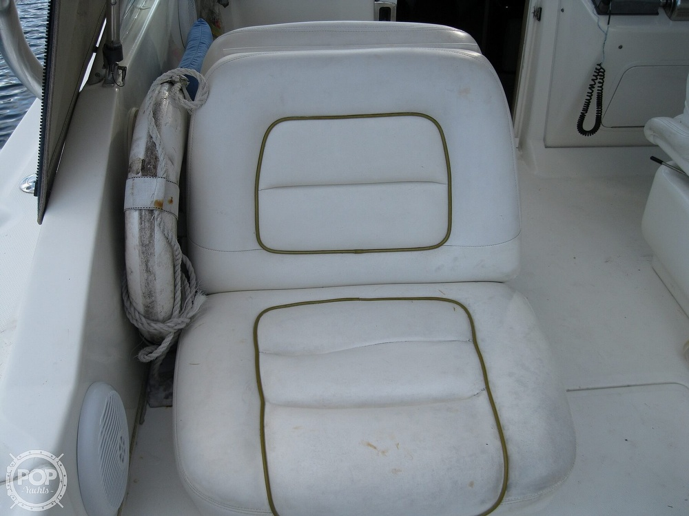 2003 Sea Ray boat for sale, model of the boat is Amberjack 290 & Image # 18 of 40