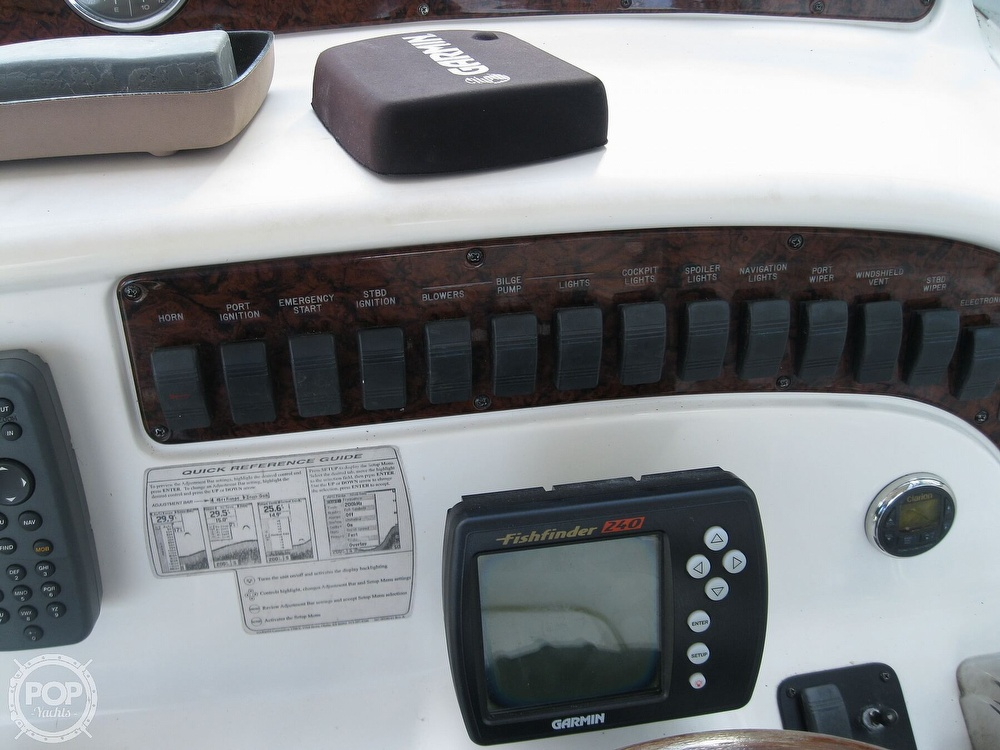 2003 Sea Ray boat for sale, model of the boat is Amberjack 290 & Image # 24 of 40