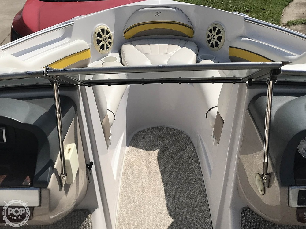 2005 Four Winns boat for sale, model of the boat is 190 Horizon & Image # 32 of 41