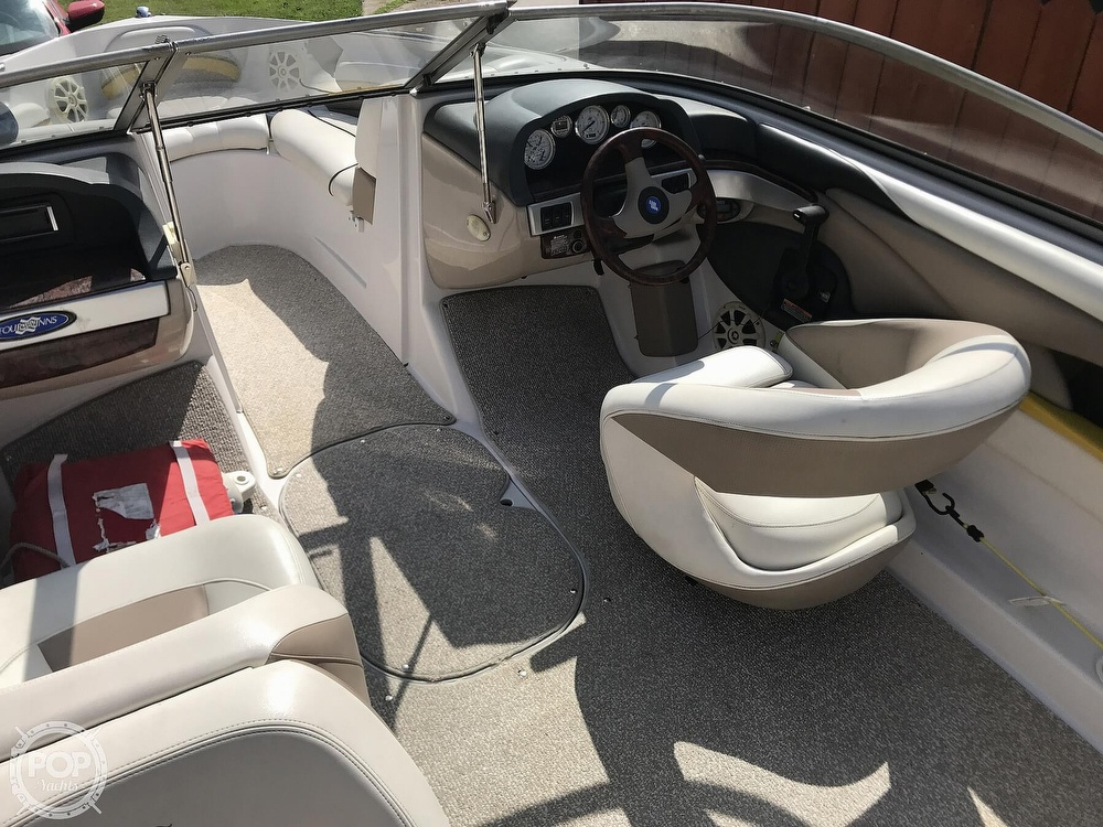 2005 Four Winns boat for sale, model of the boat is 190 Horizon & Image # 33 of 41
