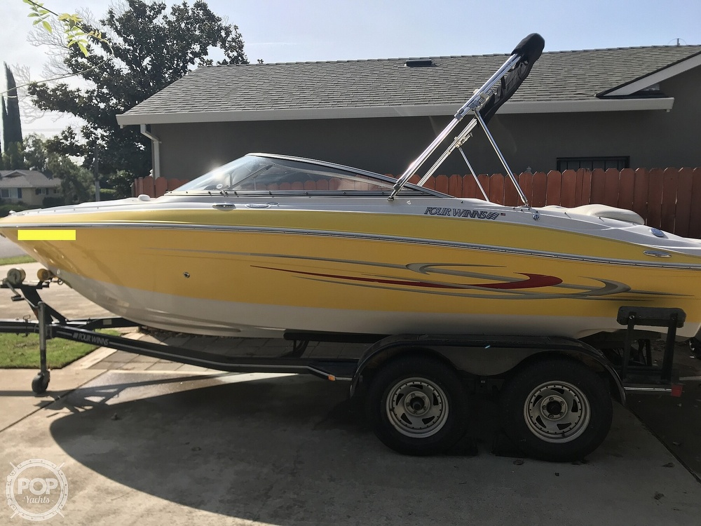2005 Four Winns boat for sale, model of the boat is 190 Horizon & Image # 6 of 41