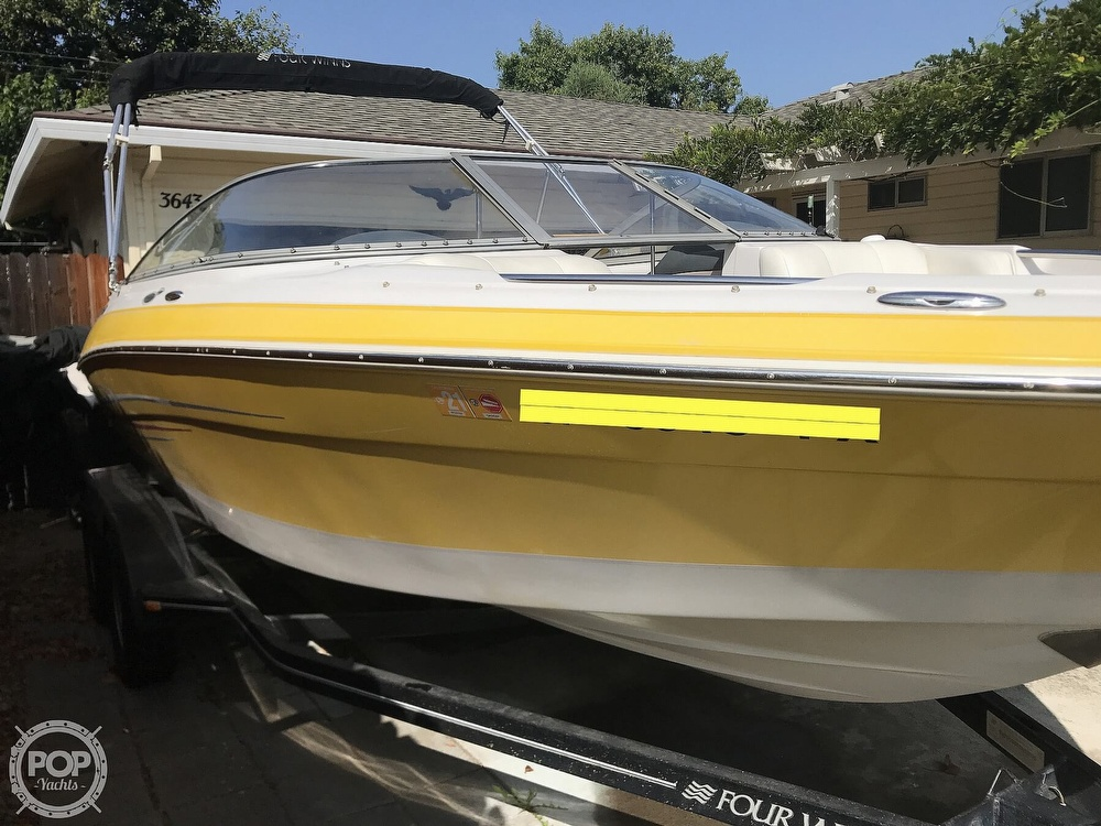 2005 Four Winns boat for sale, model of the boat is 190 Horizon & Image # 4 of 41