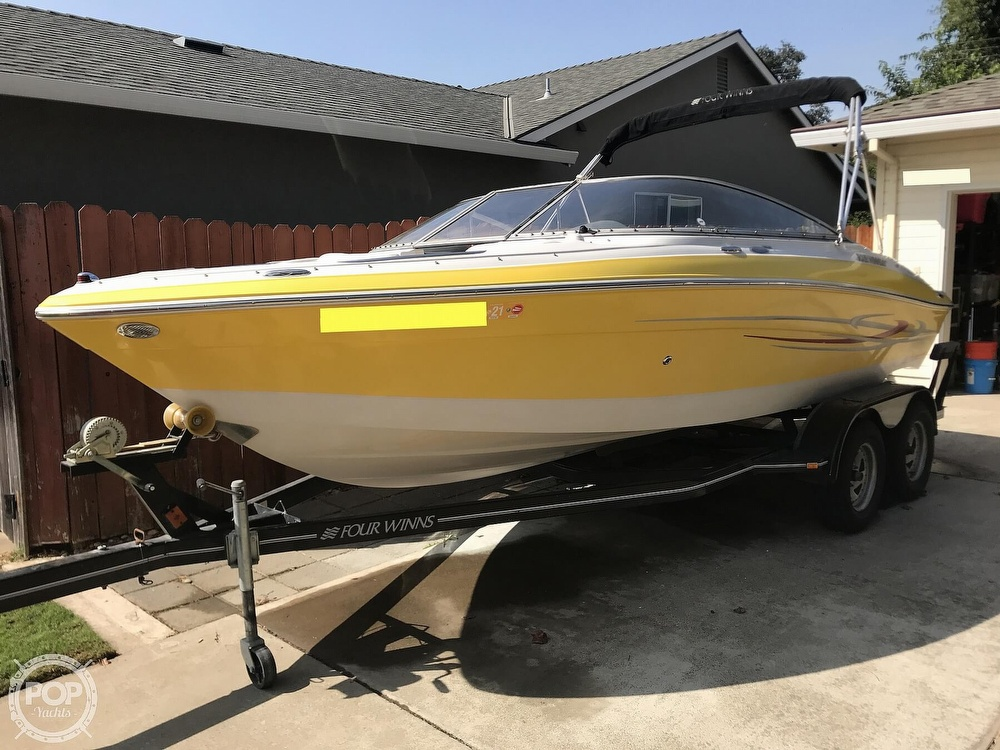 2005 Four Winns boat for sale, model of the boat is 190 Horizon & Image # 3 of 41