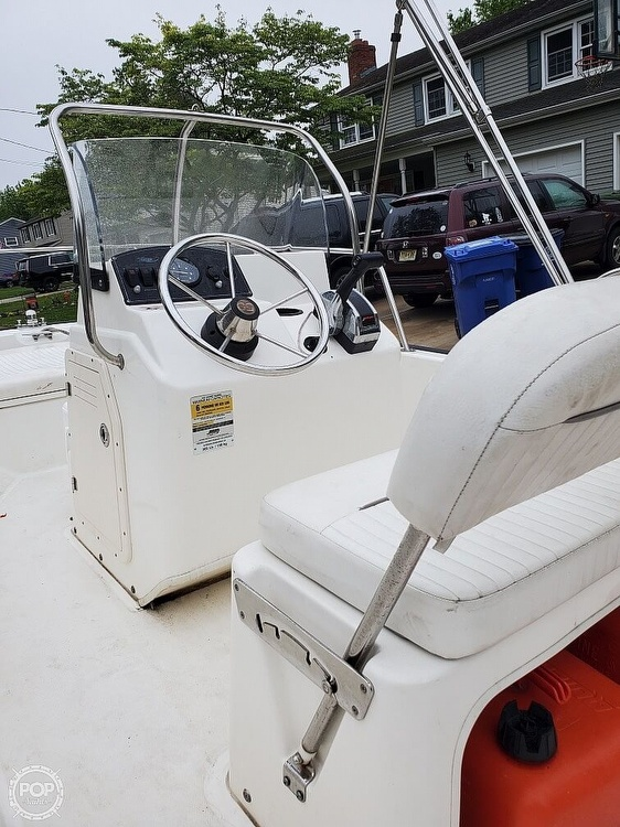 2008 Boston Whaler boat for sale, model of the boat is 150 Montauk & Image # 2 of 4