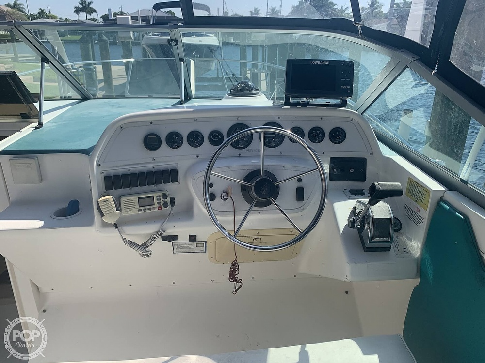 1995 Wellcraft boat for sale, model of the boat is 2700 Martinique & Image # 4 of 41