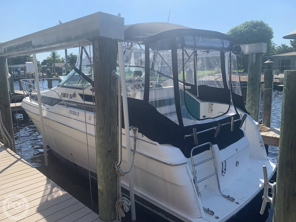 1995 Wellcraft boat for sale, model of the boat is 2700 Martinique & Image # 26 of 41