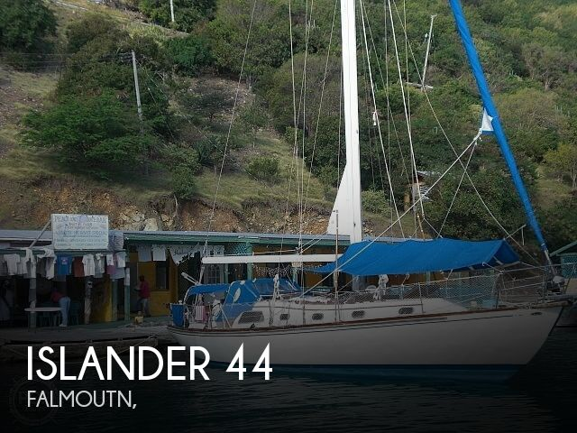 Used Boats For Sale in Antigua by owner | 1968 44 foot Islander Islander