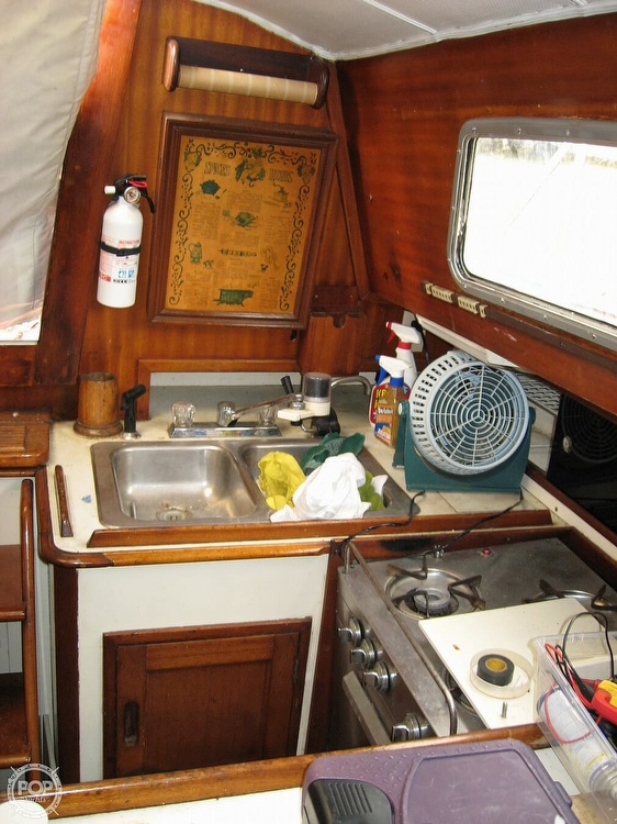 1968 Islander boat for sale, model of the boat is 44 & Image # 4 of 36
