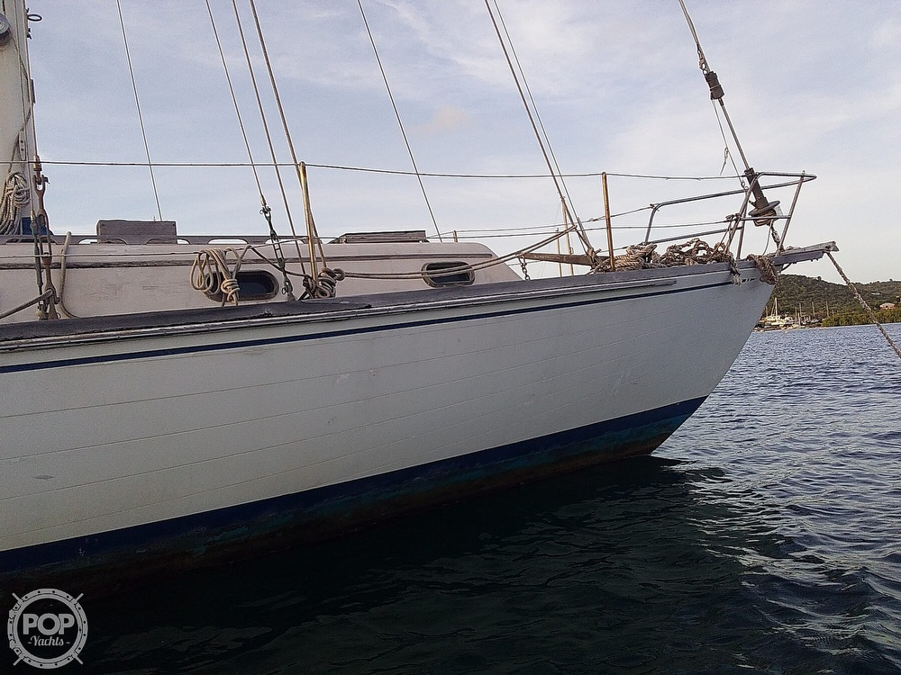 1968 Islander boat for sale, model of the boat is 44 & Image # 23 of 36