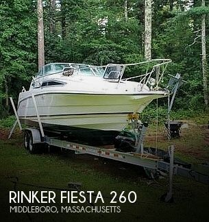 Used Rinker 26 Boats For Sale by owner | 1994 Rinker Fiesta 260