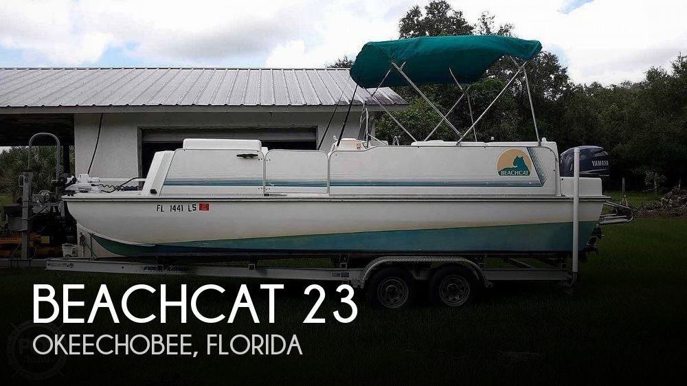 Used Beachcat Boats For Sale by owner | 2001 Beachcat 23