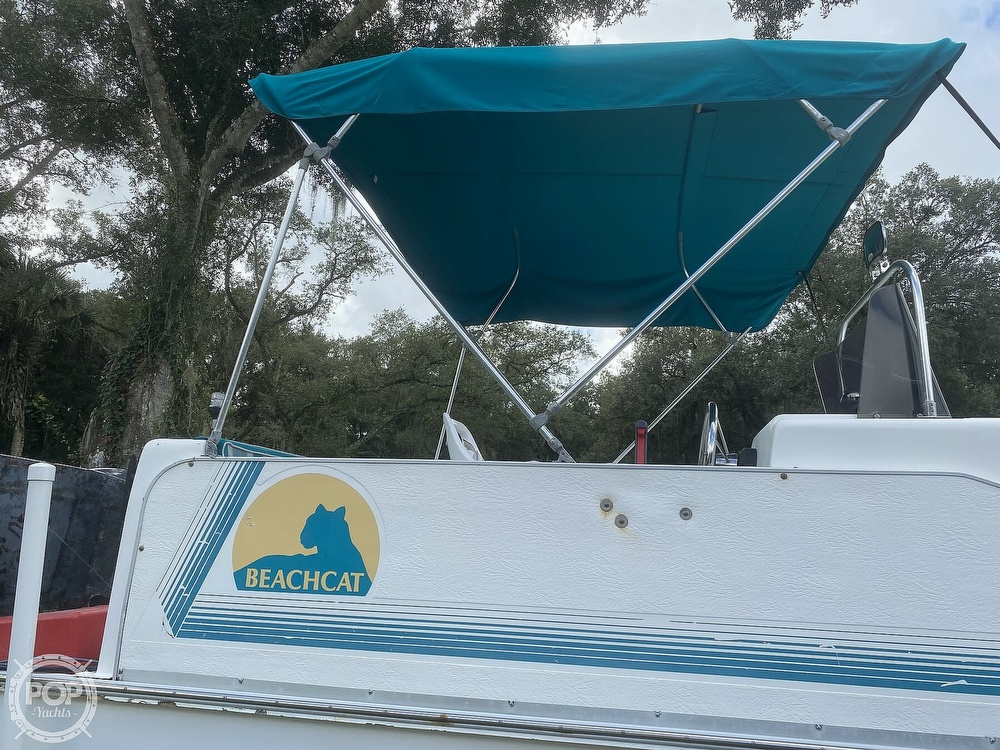 2001 Beachcat boat for sale, model of the boat is 23 & Image # 14 of 41