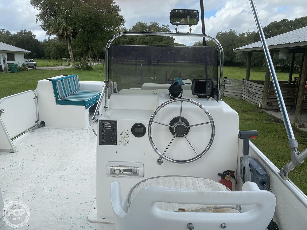 2001 Beachcat boat for sale, model of the boat is 23 & Image # 4 of 41