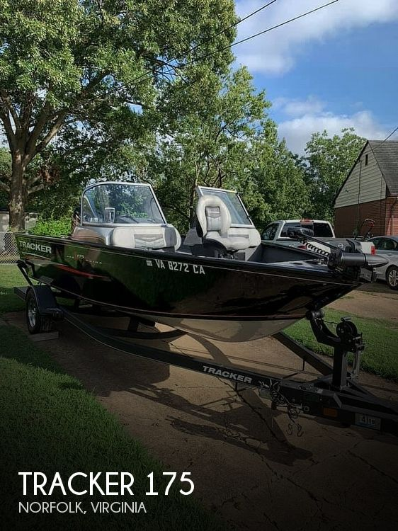 Used Tracker Fishing boats For Sale by owner | 2018 Tracker Pro Guide 175