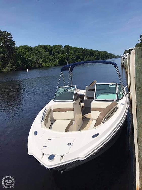 2015 Chaparral boat for sale, model of the boat is 246 SSI & Image # 2 of 41