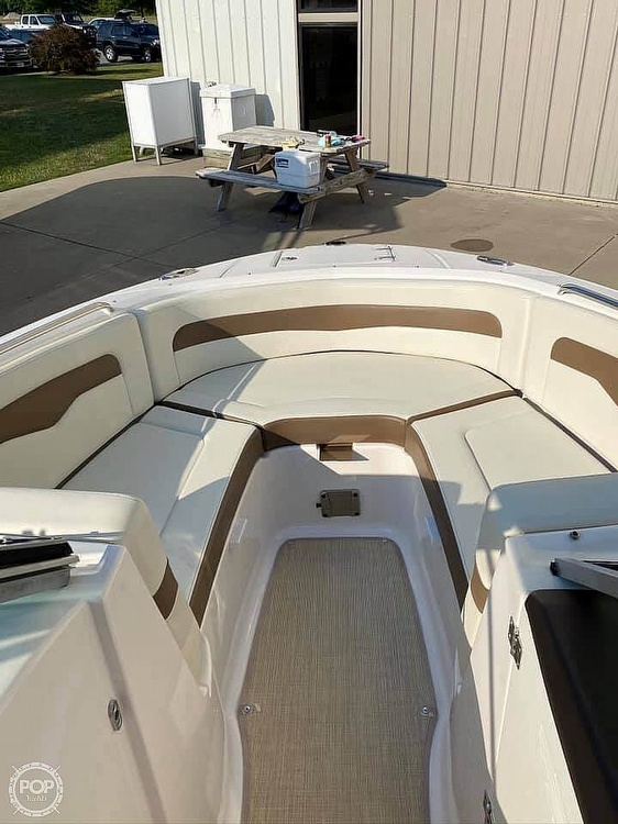 2015 Chaparral boat for sale, model of the boat is 246 SSI & Image # 6 of 41