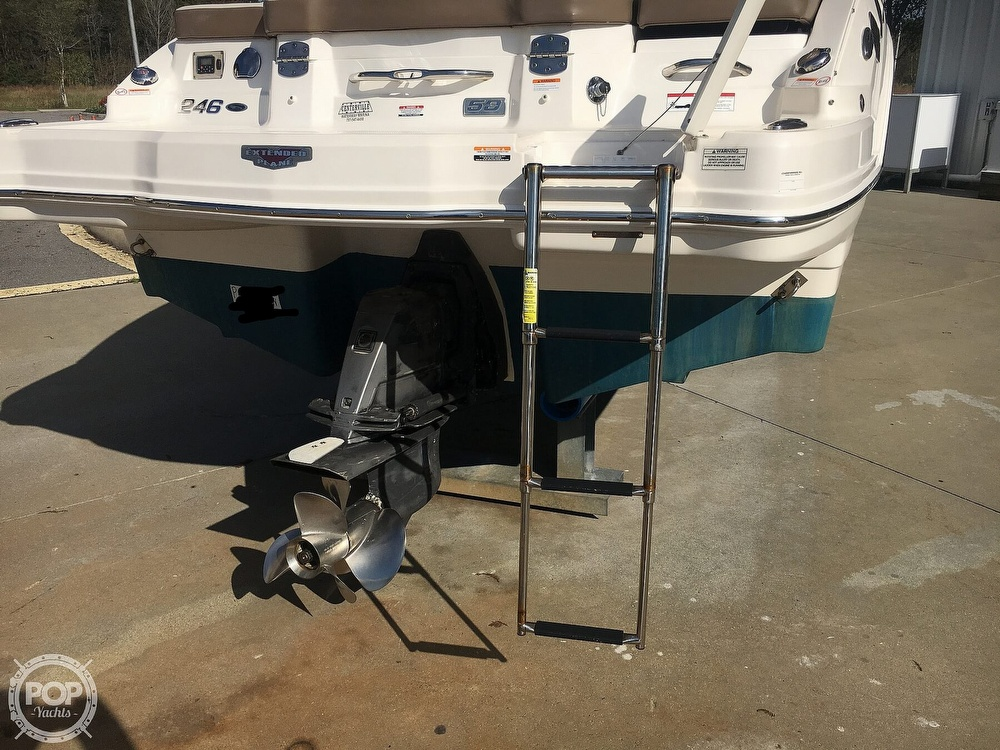2015 Chaparral boat for sale, model of the boat is 246 SSI & Image # 19 of 41