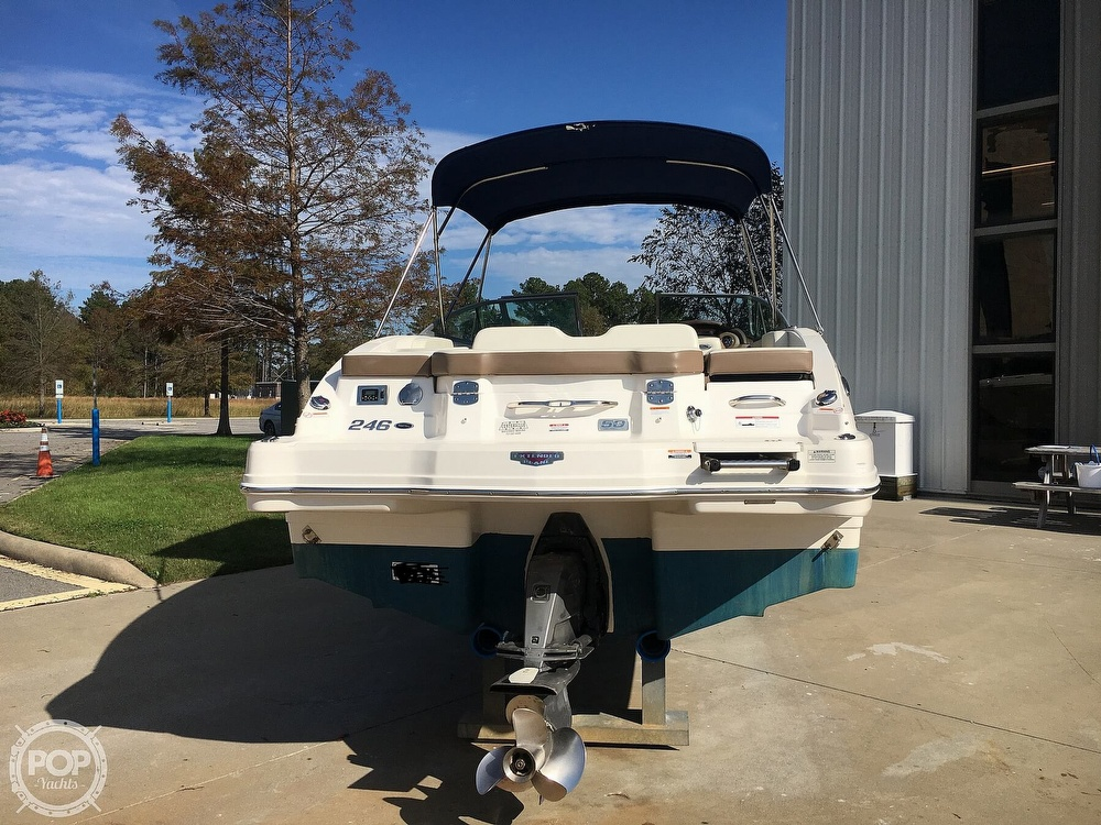2015 Chaparral boat for sale, model of the boat is 246 SSI & Image # 20 of 41