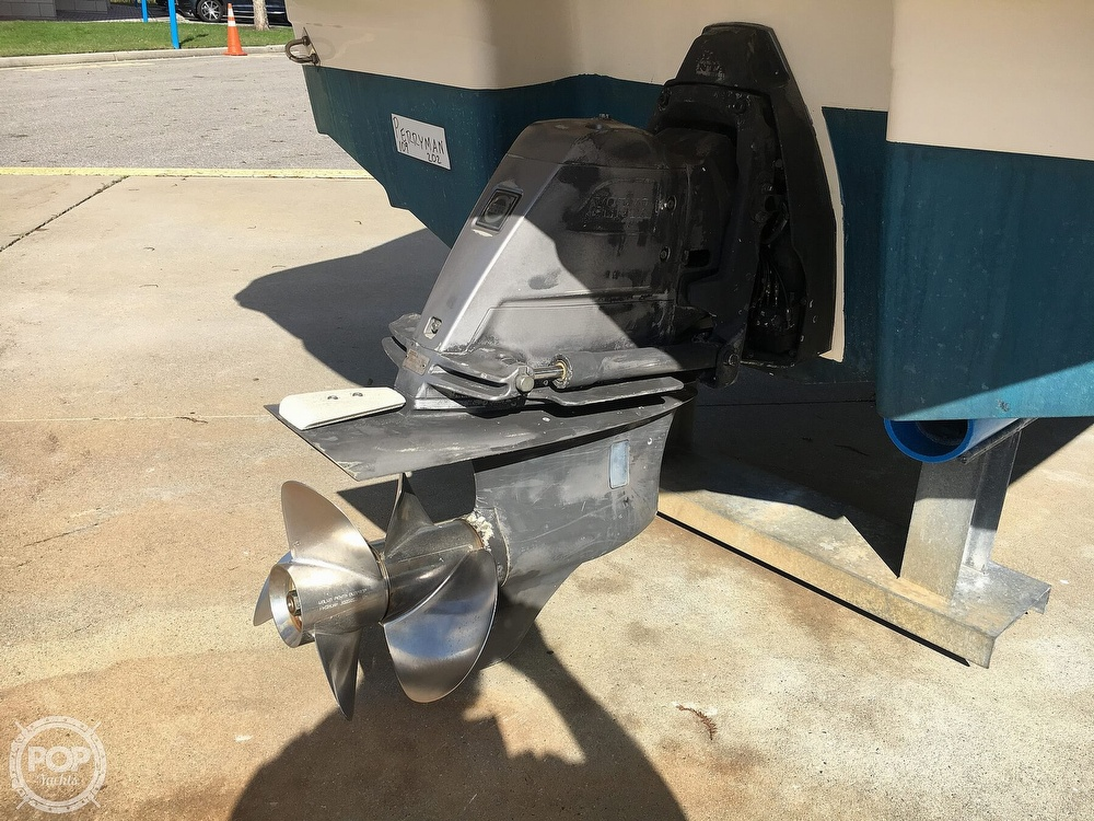 2015 Chaparral boat for sale, model of the boat is 246 SSI & Image # 21 of 41