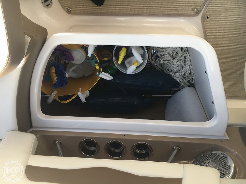2015 Chaparral boat for sale, model of the boat is 246 SSI & Image # 35 of 41