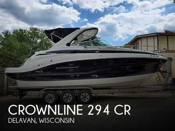 Used Boats For Sale in Madison, Wisconsin by owner | 2014 Crownline 294 CR