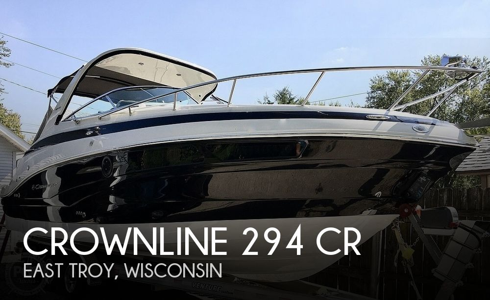 2014 Crownline boat for sale, model of the boat is 294 CR & Image # 1 of 40