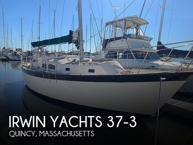 1976 Irwin boat for sale, model of the boat is 37-3 & Image # 1 of 40