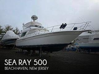 Used Sea Ray Motoryachts For Sale by owner | 1990 Sea Ray 500 Sedan Bridge