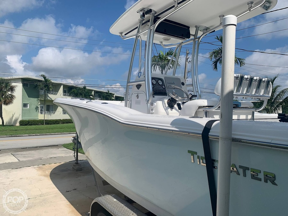 2013 Tidewater boat for sale, model of the boat is 230CC Adventure & Image # 10 of 40