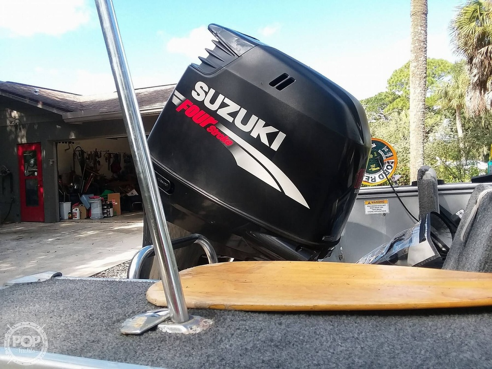 2007 Alumacraft boat for sale, model of the boat is Trophy 185 & Image # 19 of 40
