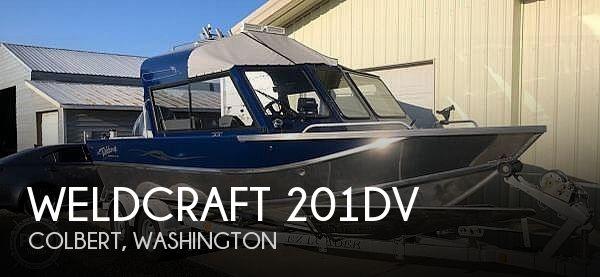Used Weldcraft Boats For Sale by owner | 2006 Weldcraft 201dv
