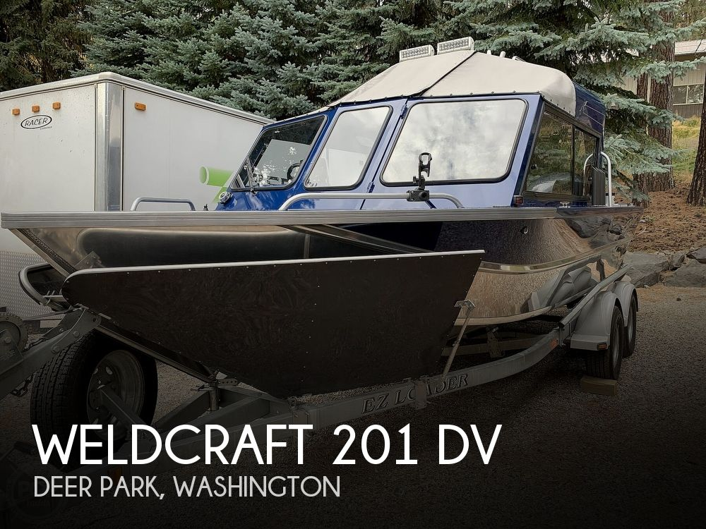 2006 WELD CRAFT 201 DV for sale