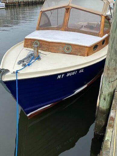 MacKenzie Cuttyhunk 23, 23, for sale - $24,930