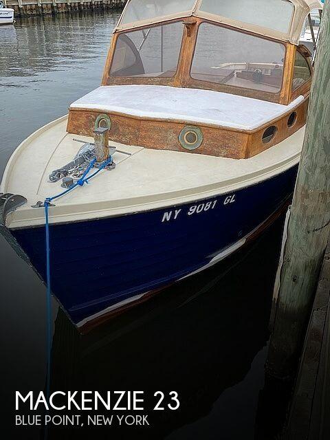 Used MAckenzie Boats For Sale by owner | 1972 MacKenzie Cuttyhunk 23