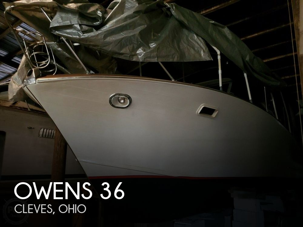 Used Owens Boats For Sale in Ohio by owner | 1963 Owens 36