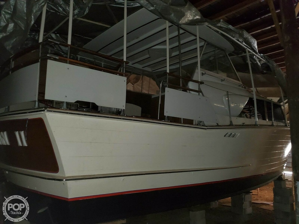 1963 Owens boat for sale, model of the boat is 36 Express & Image # 12 of 40