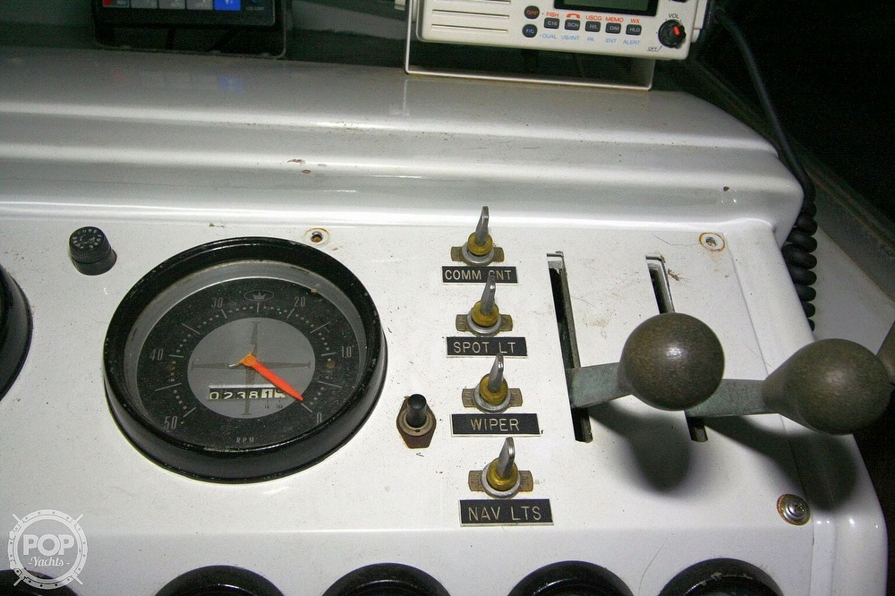 1963 Owens boat for sale, model of the boat is 36 Express & Image # 36 of 40