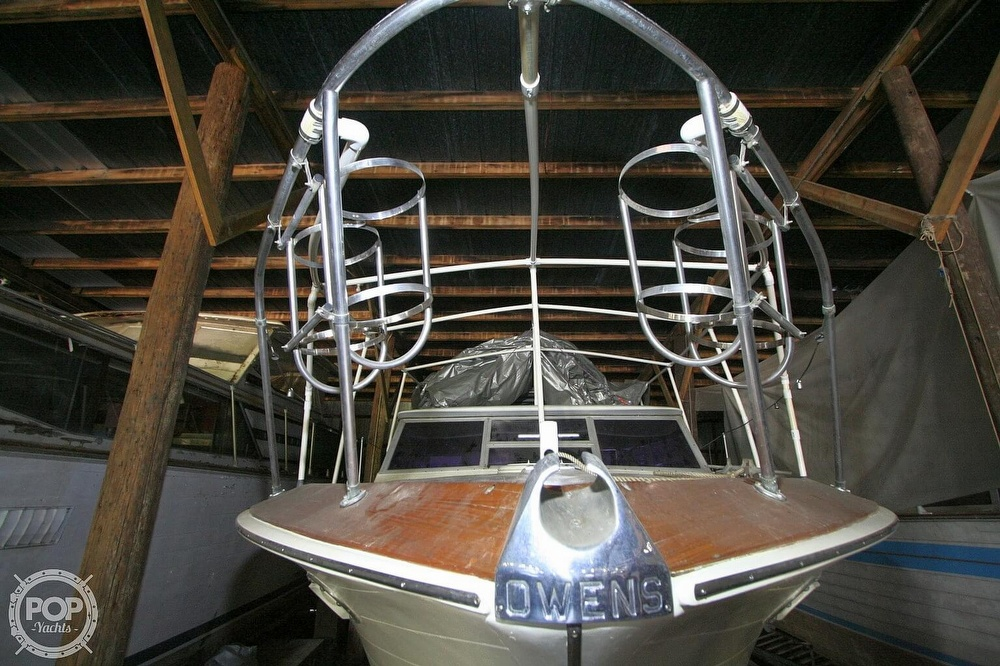 1963 Owens boat for sale, model of the boat is 36 Express & Image # 13 of 40