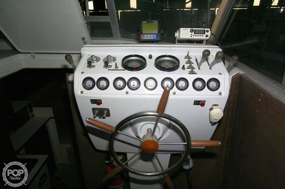 1963 Owens boat for sale, model of the boat is 36 Express & Image # 4 of 40
