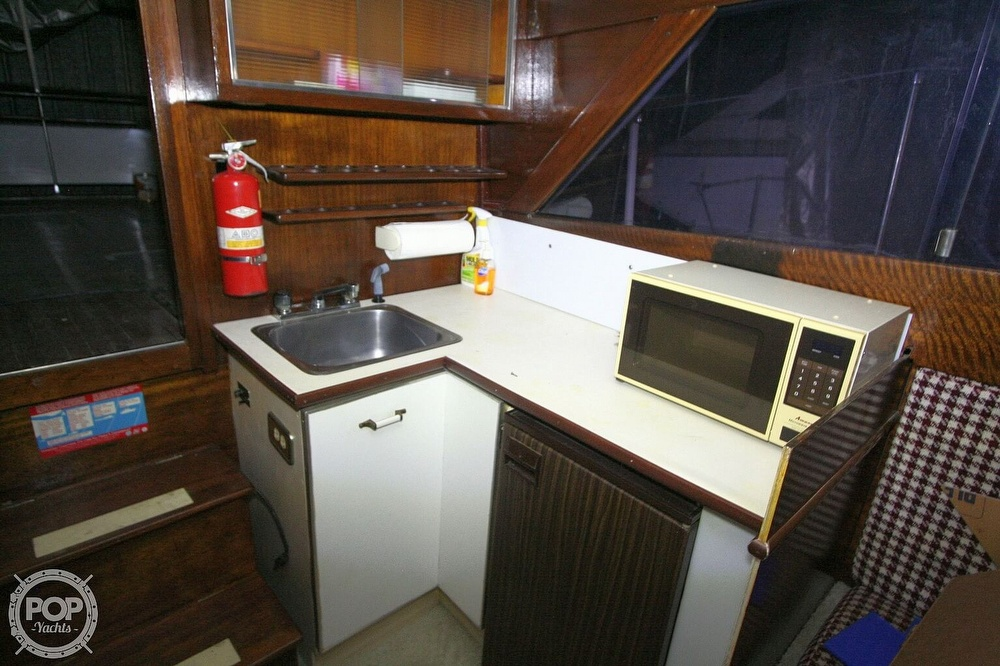 1963 Owens boat for sale, model of the boat is 36 Express & Image # 6 of 40