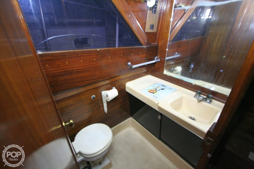 1963 Owens boat for sale, model of the boat is 36 Express & Image # 7 of 40