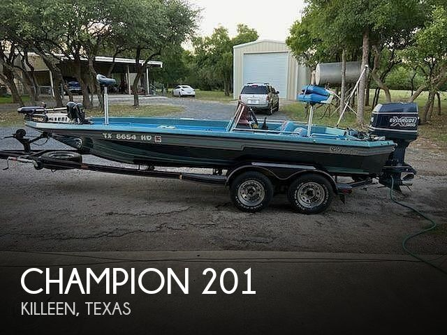 Used Champion Boats For Sale by owner | 1991 Champion 21