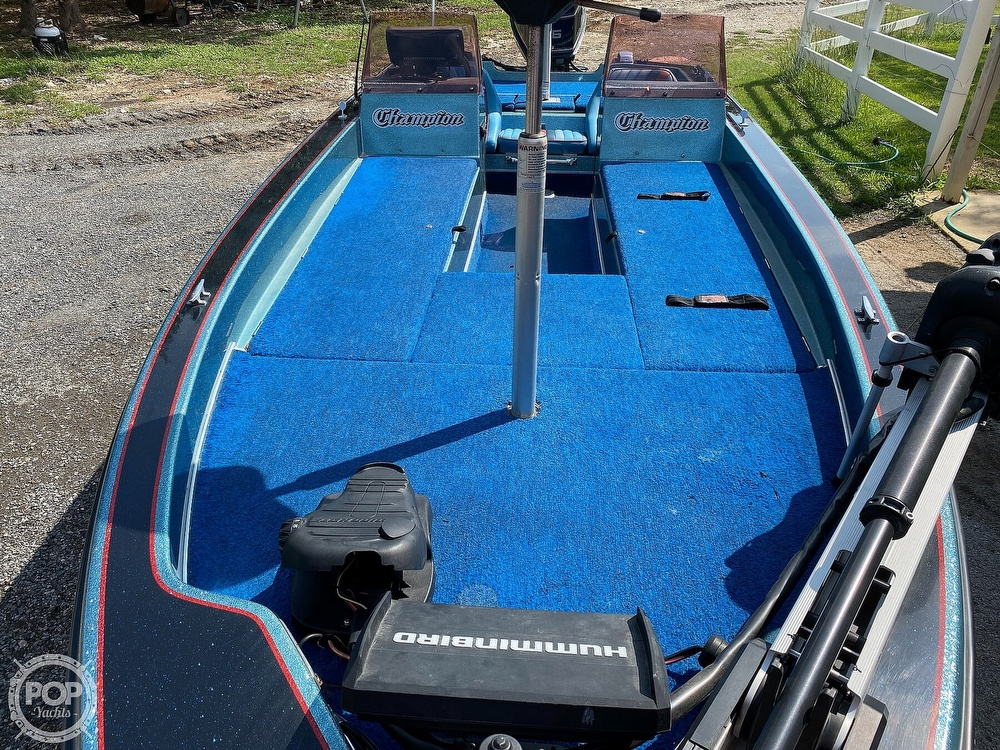 1991 Champion boat for sale, model of the boat is 201 DCR & Image # 19 of 40