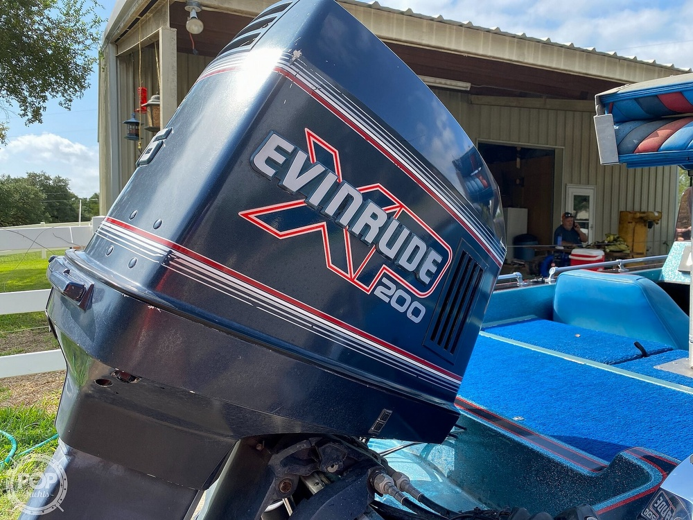 1991 Champion boat for sale, model of the boat is 201 DCR & Image # 33 of 40