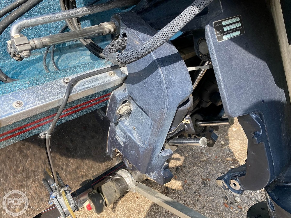 1991 Champion boat for sale, model of the boat is 201 DCR & Image # 36 of 40