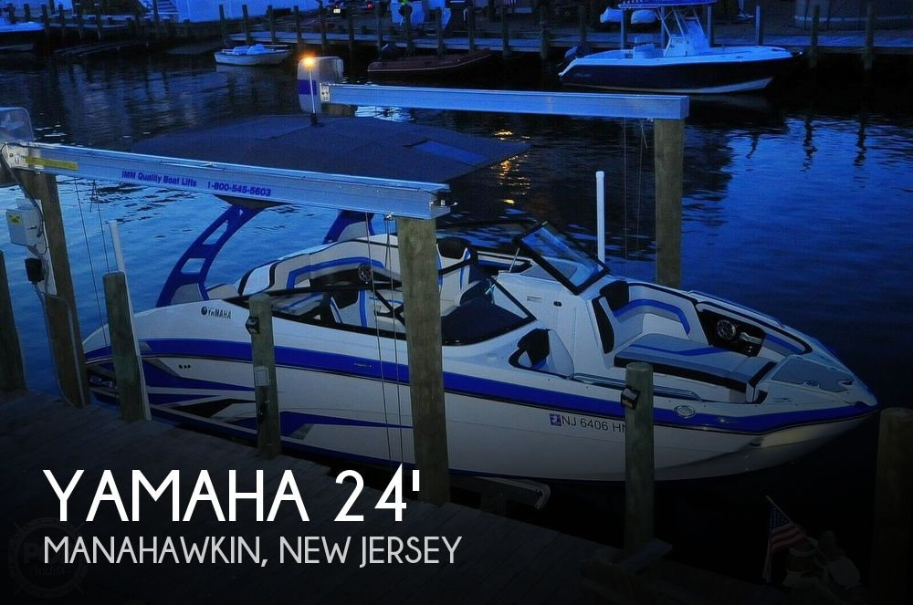 Used Yamaha Boats For Sale by owner | 2020 Yamaha 242X E Series