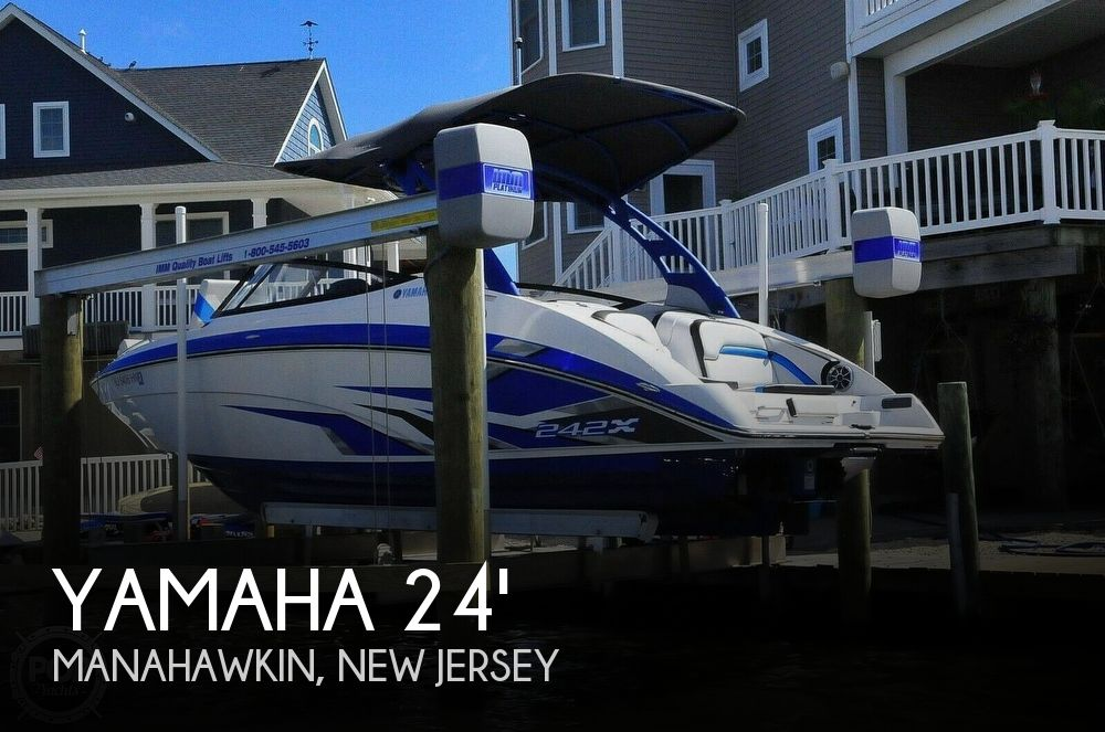 2020 Yamaha boat for sale, model of the boat is 242X E Series & Image # 1 of 40
