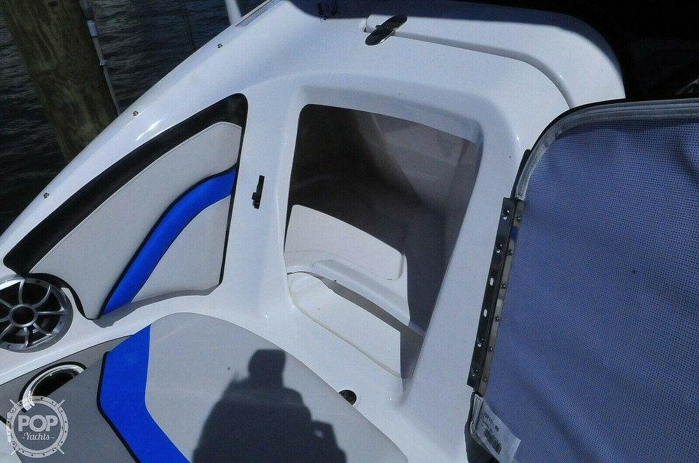 2020 Yamaha boat for sale, model of the boat is 242X E Series & Image # 11 of 40