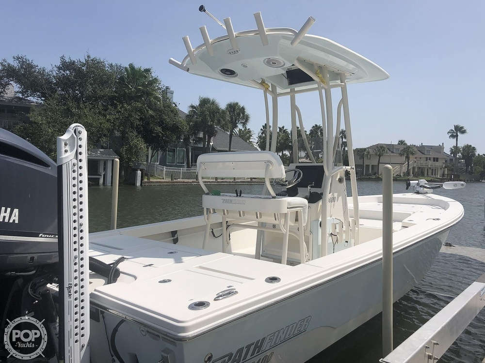 2014 Pathfinder boat for sale, model of the boat is 2400 TRS/CC & Image # 5 of 41